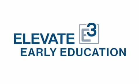 Elevate Early Education (E3) logo